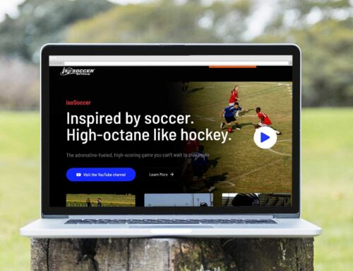 New Website Launched for IsoSoccer
